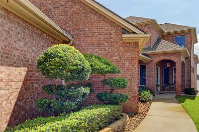 Willis Single Family Home For Sale: 12850 Pelican Island Drive