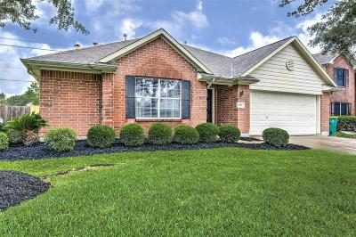 Pearland Single Family Home For Sale: 5311 Caprock Drive