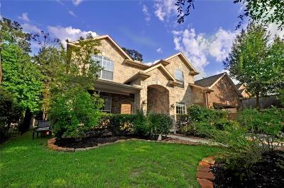 The Woodlands Single Family Home For Sale: 142 S Arrow Canyon Circle