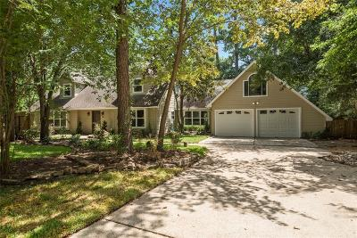 The Woodlands Single Family Home For Sale: 30 Willowherb Court