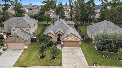 Conroe Single Family Home For Sale: 1051 Forest Haven Court