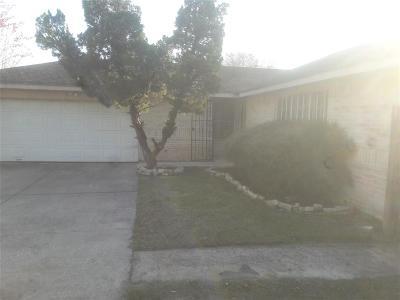 Houston Single Family Home For Sale: 11951 Elk Springs Drive