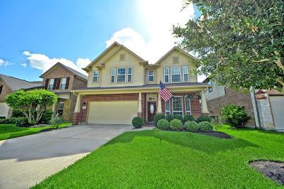 Brookshire Single Family Home For Sale: 9969 Boulder Bend Lane