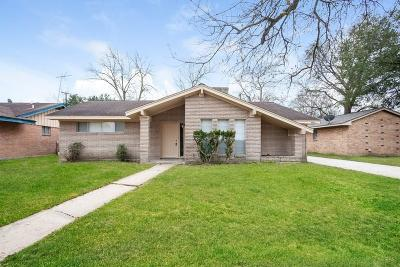 Galveston County Rental For Rent: 2003 Sunset Court N