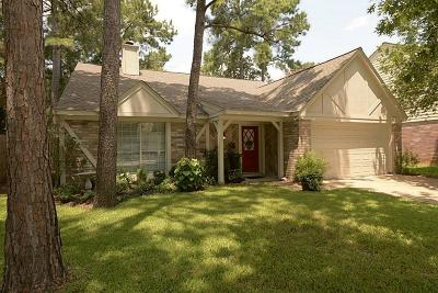 Single Family Home For Sale: 17219 Kettle Creek Drive