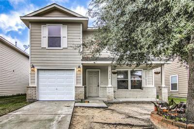Humble Single Family Home For Sale: 21238 Wortham Oaks Drive