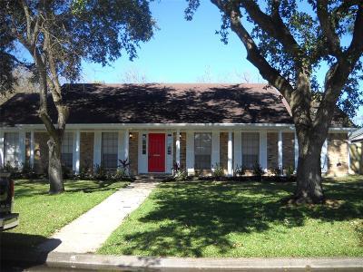 Texas City Single Family Home For Sale: 1140 Mainland Drive
