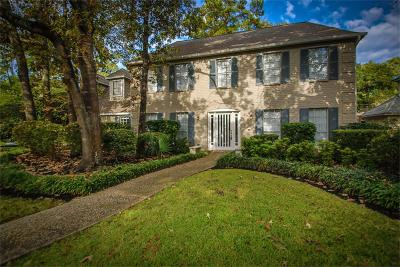 Spring Single Family Home For Sale: 9414 Taidswood Drive