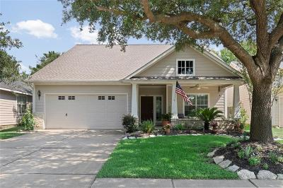 Cypress Single Family Home Option Pending: 15623 Tylermont Drive