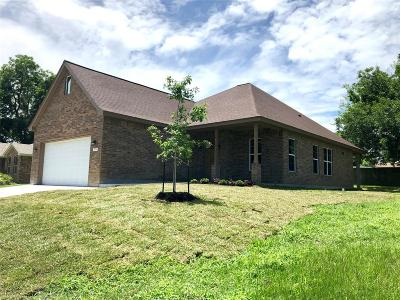 Willis Single Family Home For Sale: 13351 Bunker Hill Drive