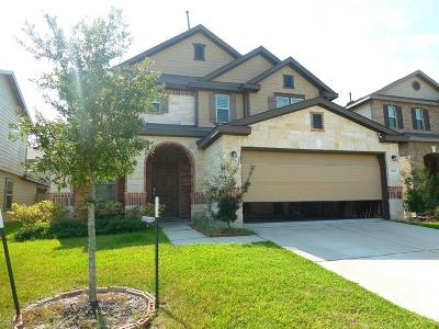 Single Family Home For Sale: 12615 Arbor Garden