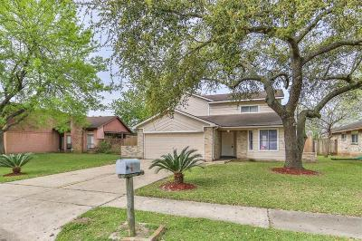 Sugar Land Single Family Home For Sale: 16802 Rippling Mill Drive