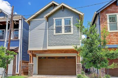 Houston Single Family Home For Sale: 912 Alexander Street