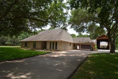 Katy Single Family Home For Sale: 3118 S Saddlebrook Lane