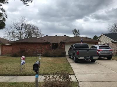 Friendswood Single Family Home For Sale: 2335 Farriers Bend Drive