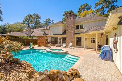 Kingwood Single Family Home For Sale: 2602 Laurel Ridge Drive