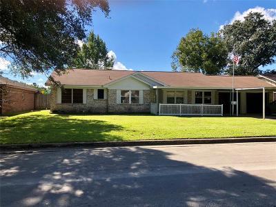 Alvin Single Family Home For Sale: 1003 Cedar Lawn Drive