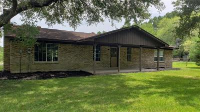 Cleveland Single Family Home For Sale: 9009 Fm 1010