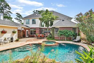 Galveston County, Harris County Single Family Home For Sale: 9027 Memorial Creek Drive
