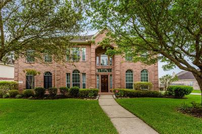 Friendswood Single Family Home For Sale: 725 Falcon Lake Drive