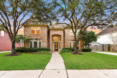 Pearland Single Family Home For Sale: 2611 Garnet Court