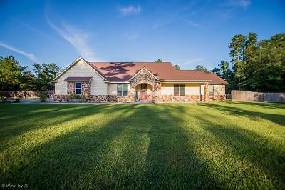 Dayton Single Family Home For Sale: 82 County Road 632b