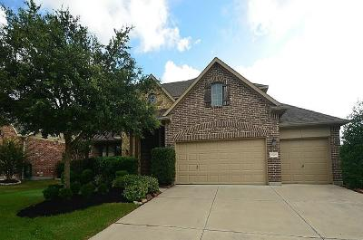 Katy Single Family Home For Sale: 10206 Western Pine Trail