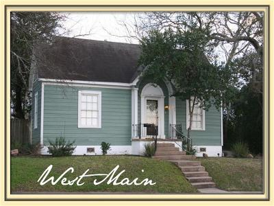 Single Family Home For Sale: 909 W Main Street