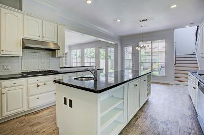 Bellaire Single Family Home For Sale: 4613 Oakdale Street