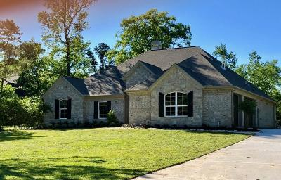 Montgomery Single Family Home For Sale: 8998 Navigation Circle