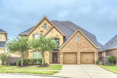 Sugar land Single Family Home For Sale: 6611 Tara Creek Court