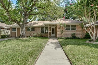 Houston Single Family Home For Sale: 9913 Bassoon Drive