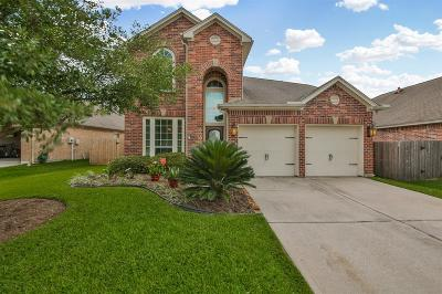 Spring Single Family Home For Sale: 27418 Tracy Ridge Court
