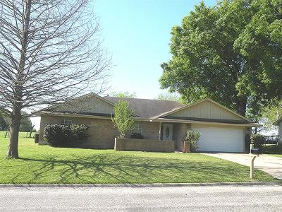 Bellville Single Family Home For Sale: 120 Bluebonnet Drive