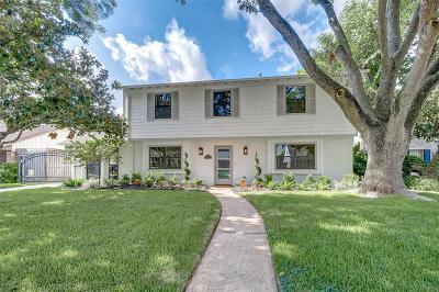 Houston Single Family Home For Sale: 12511 Mooredale Lane