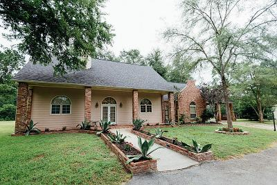 Willis Single Family Home For Sale: 10147 Lewis Creek