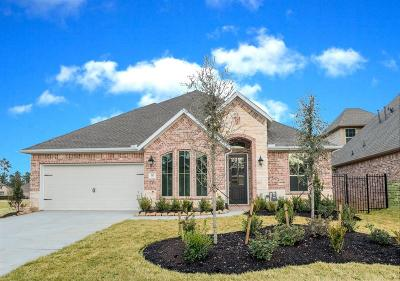The Woodlands Single Family Home For Sale: 30 Overland Heath