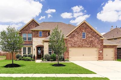Katy Single Family Home For Sale: 28126 Round Moon Lane