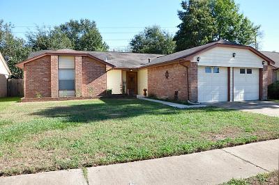 Houston Single Family Home For Sale: 2742 Amaranth Drive