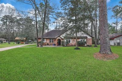 New Caney Single Family Home For Sale: 310 Magnolia Bend Bend