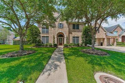Katy Single Family Home For Sale: 6910 Spring Run Lane