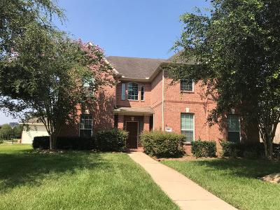Galveston County Rental For Rent: 910 High Ridge Drive
