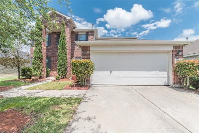Spring Single Family Home For Sale: 6406 Cottage Stream Lane