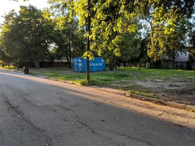 Houston Residential Lots & Land For Sale: 3408 Beulah Street