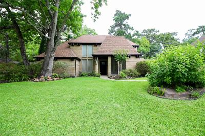 Humble Single Family Home For Sale: 20411 Woodsong Court