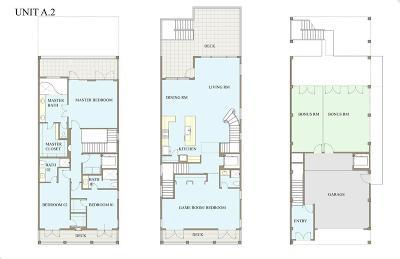 Single Family Home For Sale: 2172 Marina Way Drive