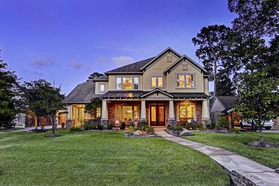 Harris County Single Family Home For Sale: 430 W Gaywood Drive