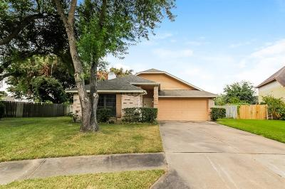 Houston Single Family Home For Sale: 8210 Schumann Court