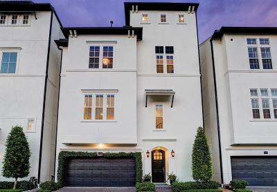 Houston Single Family Home For Sale: 2110 Lakeshore Edge Drive