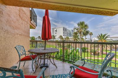 Galveston Condo/Townhouse For Sale: 9520 Seawall Boulevard #119
